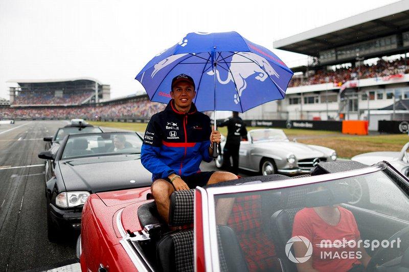 Alexander Albon acabou de ser promovido da Toro Rosso para a Red Bull e terá até dezembro para mostrar que merece permanecer ao lado de Verstappen em 2020.