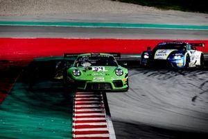 #54 Dinamic Motorsport Porsche 911 GT3 R: Andrea Rizzoli, Marco Seefried, Zaid Ashkanani