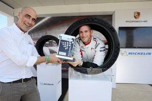 Il poleman della Michelin Cup, Bashar Mardini, GDL Racing