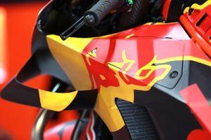 La KTM di Pol Espargaro, Red Bull KTM Factory Racing