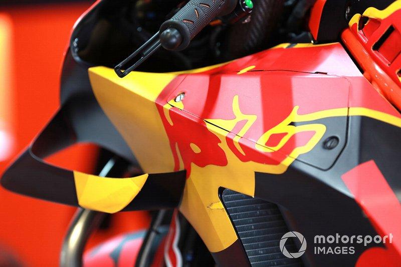 Pol Espargaro, Red Bull KTM Factory Racing's KTM