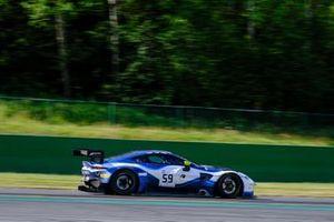 #59 Garage 59 Aston Martin Vantage AMR GT3: Côme Ledogar, Andrew Watson, Jonny Adam