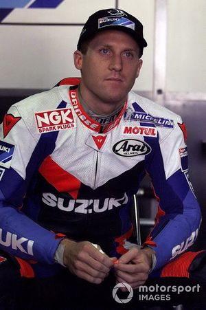 Kenny Roberts Jr, Suzuki