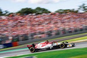 Kimi Raikkonen, Alfa Romeo Sauber C38