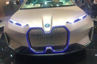 BMW al Salone di Francoforte
