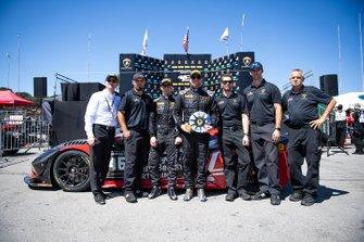 #46 Precision Performance Motorsport Lamborghini Huracana: Brandon Gdovic, Conor Daly