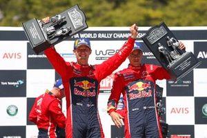 1. Sébastien Ogier, Julien Ingrassia, Citroën World Rally Team Citroen C3 WRC
