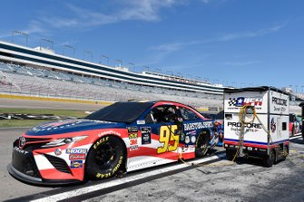 Matt DiBenedetto, Leavine Family Racing, Toyota Camry Barstool Sports