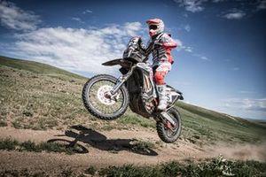 Oriol Mena, Hero MotoSports Team Rally, Hero 450 Rally