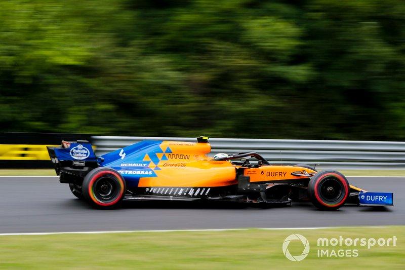 7: Lando Norris, McLaren, 1min15s800