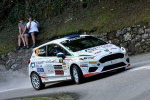 Giuseppe Testa, Massimo Bizzocchi, Ford Fiesta R2, Hawk Racing Club