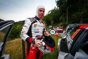 Miikka Anttila, Toyota Gazoo Racing WRT Toyota Yaris WRC