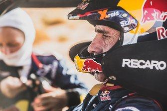 Stéphane Peterhansel, X-Raid Mini JCW Team