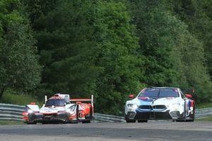 #6 Acura Team Penske Acura DPi, DPi: Juan Pablo Montoya, Dane Cameron, #24 BMW Team RLL BMW M8 GTE, GTLM: Jesse Krohn, John Edwards