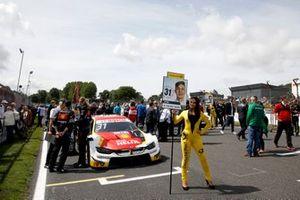 Sheldon van der Linde, BMW Team RBM grid kızı