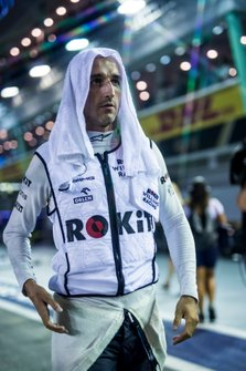 Robert Kubica, Williams Racing