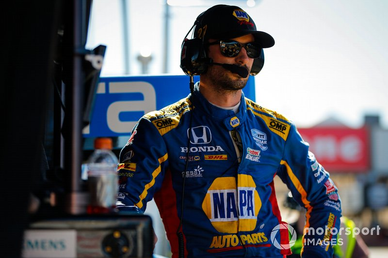 #6 Alexander Rossi, IndyCar