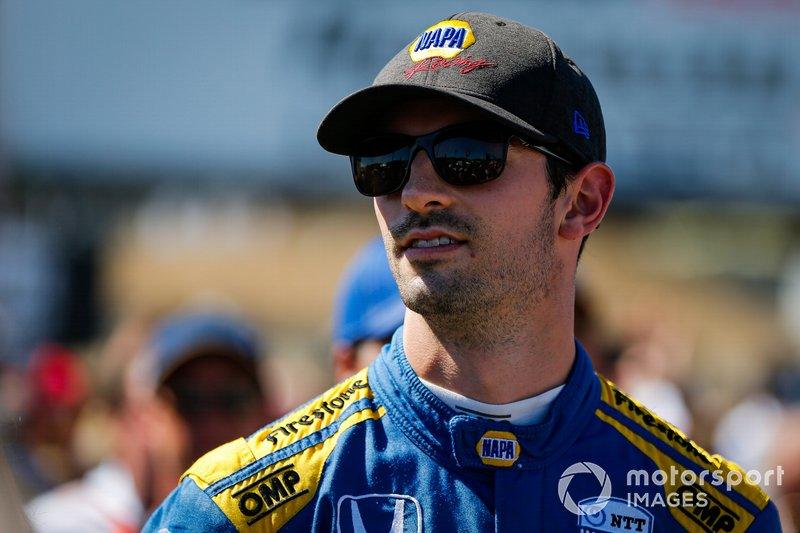 6. Alexander Rossi, Indycar