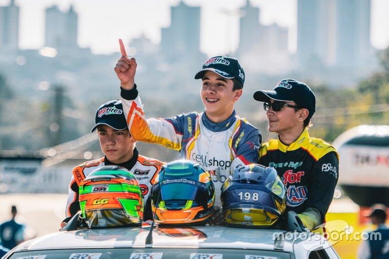 Campeões da CODASUR Junior