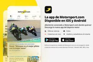 La app Motorsport.com