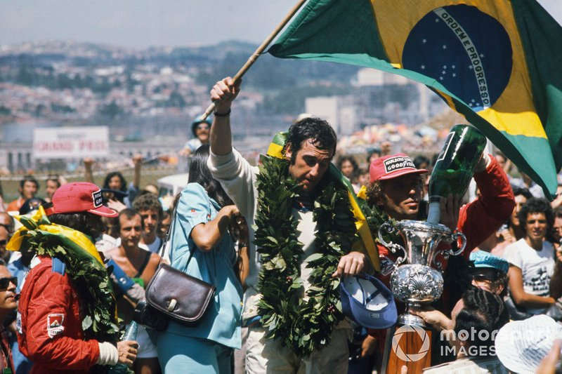 José Carlos Pace: GP do Brasil de 1975