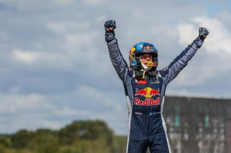 Winner Timmy Hansen, Team Hansen MJP