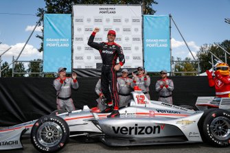 Ganador Will Power, Team Penske Chevrolet
