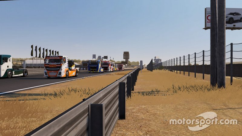 Imagen del FIA European Truck Racing Championship