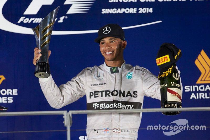 GP de Singapur 2014