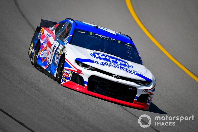 7. Ryan Preece, JTG Daugherty Racing, Chevrolet Camaro