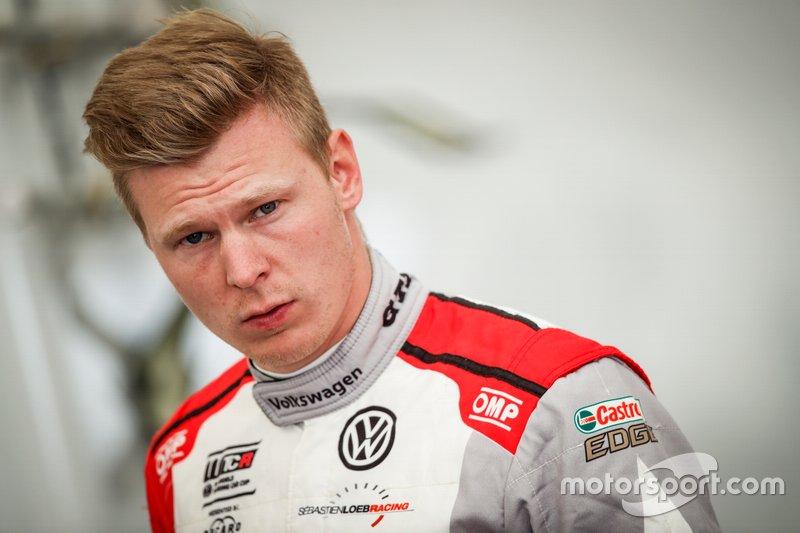 16. WTCR: Johan Kristoffersson to Sebastien Loeb Racing