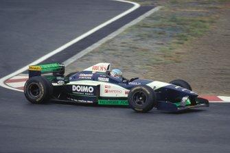 Giovanni Lavaggi, Minardi, al GP del Giappone del 1996