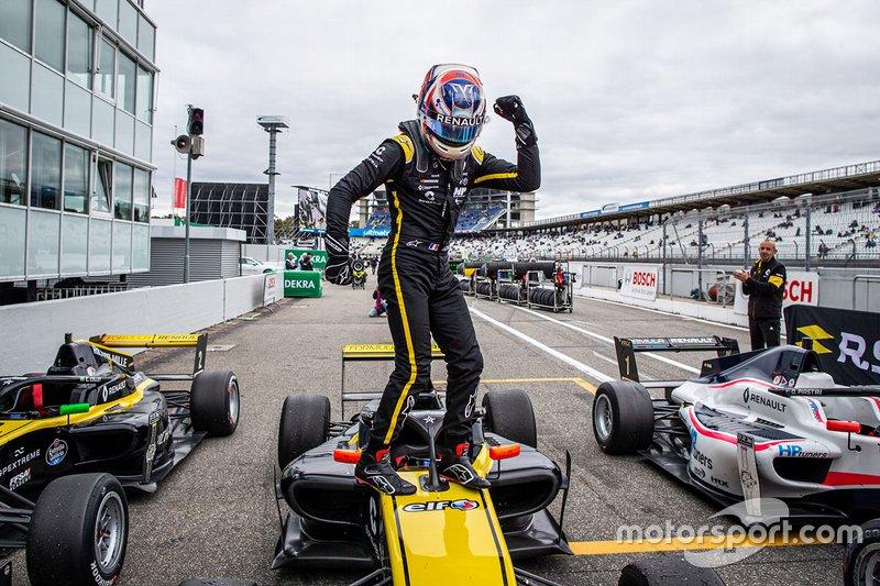 Gara 1: il vincitore Victor Martins, MP motorsport