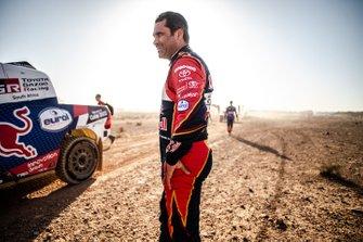 300 Toyota Gazoo Racing Toyota Hilux: Nasser Al-Attiyah