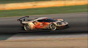 Rudy van Buren, Max Verstappen en Shane van Gisbergen Team Redline Petit Le Mans