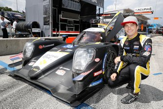 P2 Motul Ganador de la pole #38 Performance Tech Motorsports ORECA LMP2, LMP2: James French