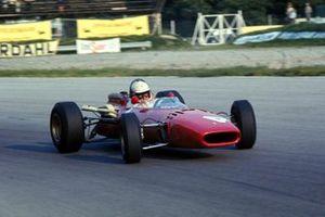 Mike Parkes, Ferrari 312