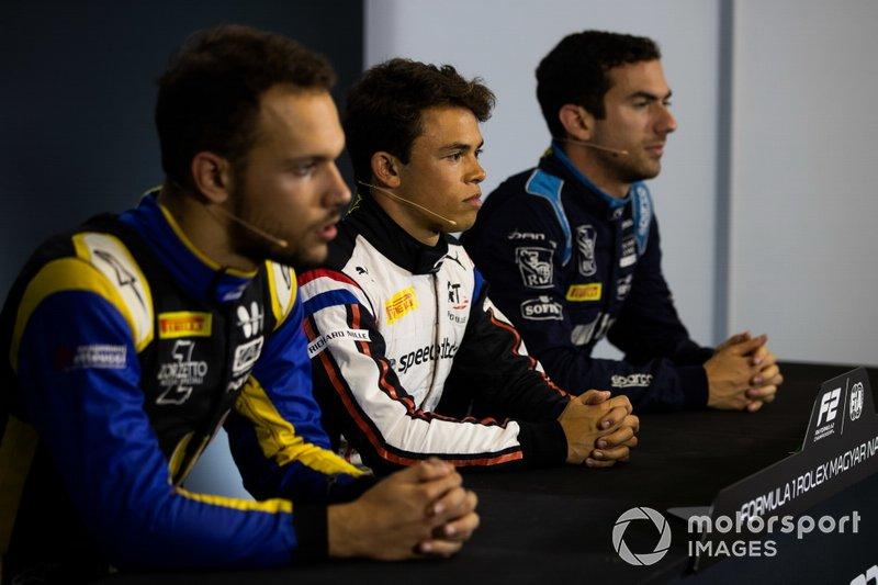 Hay una serie de jóvenes pilotos que pueden (o no) ser el futuro de la Fórmula 1. Son los que pueden acceder a la Superlicencia. Te los presentamos