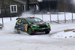 Simone Tempestini, Matteo Chiarcossi, Ford Fiesta R5