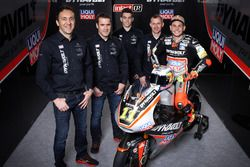 Sandro Cortese, IntactGP with his team