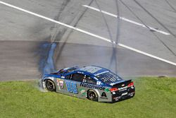 Crash de Dale Earnhardt Jr., Hendrick Motorsports Chevrolet