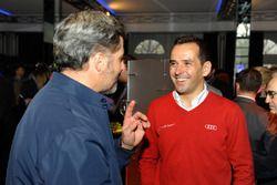 Yvan Muller and Benoit Tréluyer
