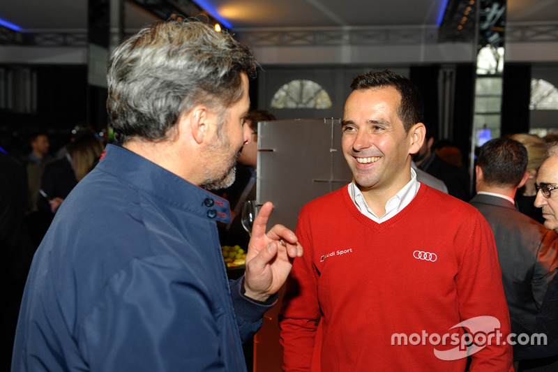 Yvan Muller and Benoit Tréluyer