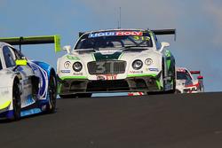 #31 Bentley Team M-Sport Bentley Continental GT3: Andy Soucek, Maxine Soulet, David Russell