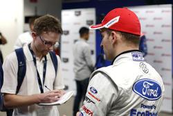 Штефан Мюкке, #67 Ford Performance Chip Ganassi Racing Ford GT