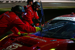 Risi Competizione mechanics at work