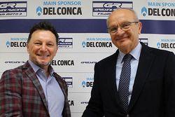 Del Conca, nuovo main sponsor Team Gresini Racing