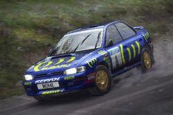 La Subaru Impreza de Colin McRae