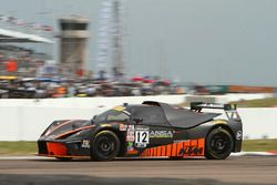 #12 ANSA Motorsports KTM Xbow GT4: Dore Chaponick Jr.