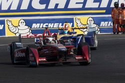 Jérôme d'Ambrosio, Dragon Racing y Sébastien Buemi, Renault e.Dams